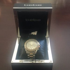 New Bebe watch